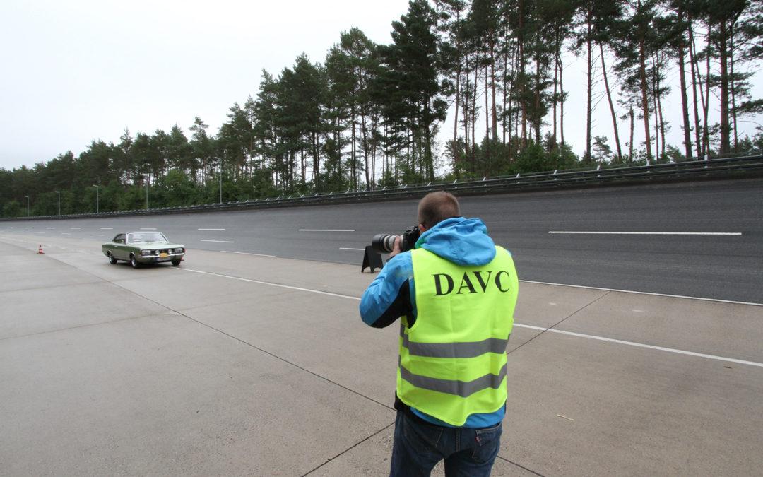 Making of Oldtimer Rallye Dudenhofen