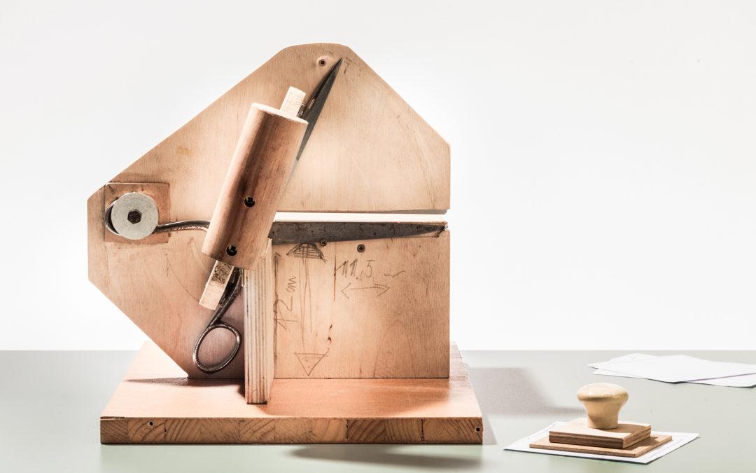 Einzelzettelschneidmaschine-Holz (EZSM-H)