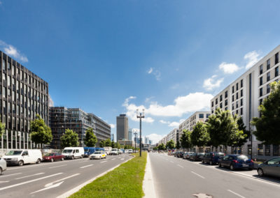Europaviertel Frankfurt