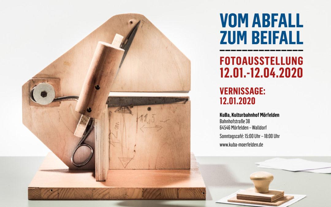 """Fotoausstellung """"Vom Abfall zum Beifall"""" 2. Teil"""