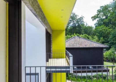 Architekturfotografie in Frankfurt, Neubau