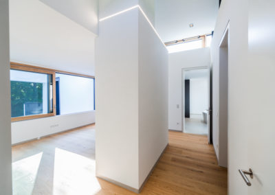 Interiorfotografie in Frankfurt, Neubau
